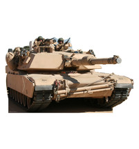 Army Military Tank Cardboard Standup Cutout Standee Licensed 140 - $44.95