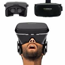 VR SHINECON Virtual Reality 3D Glasses For 3.5-6.0 inch Phone + Bluetoot... - €50,87 EUR