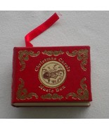 American Girl Doll Samantha's Christmas Carols Music Box - $20.00