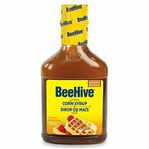 BEEHIVE Golden Corn Syrup- From Canada -500 ML/16.9oz - FRESH & DELICIOUS - $19.55