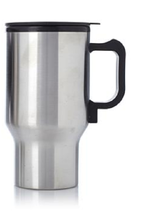 Hot Headz Geared Up 1-pack 16 fl. oz. Heated Travel Mugs , Black - $14.84