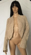 New Anthropologie Knitted & Knotted Cardigan Sweater Sz S 4-6 - $39.55