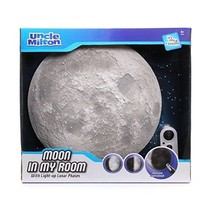 New Uncle Milton Moon In My Room Educational Night Light Kids Room Free ... - $29.99