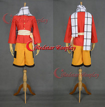 Natsu Cosplay Costume (Childhood) from Fairy Tail Cosplay - $77.22