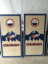 Never Summer Corn Hole Boards - Bean Bag Toss Game Colorado Corn Hole Bo... - $217.80