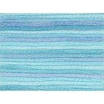 Tropical Waters (4020) DMC Color Variations Floss 8.7 yd skein Article 417 DMC - $1.20