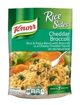 Knorr Rice Sides Rice Side Dish, Cheddar Brocco... - $24.45