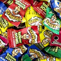 Warheads Hard Sour Candy, 5-Pound Bag - $48.95