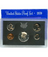 1970-S Proof Set United States US Mint Original Government Packaging Box - $15.49