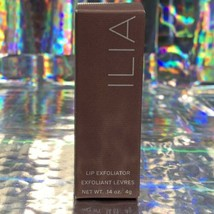 NEW IN BOX All Natural ILIA Lip Exfoliator Scrub 4g Balmy Nights