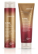 JOICO K-PAK COLOR THERAPY SHAMPOO & CONDITIONER DUO - $34.99