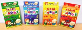 Jumbo Flash Cards - Choose Addition, Subraction... - $4.69