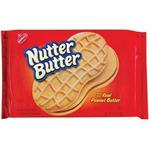 Nutter Butter Peanut Butter Sandwich, 16-Ounce Package (Pack of 12) - $76.95