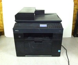 Dell 2335dn USB All-In-One Laser Printer 47K Pagecount - $100.00