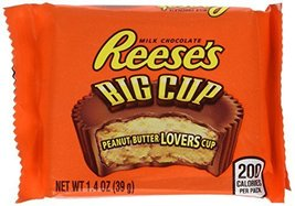 Reeses Big Cup 16 - 1.4 Oz PKGS - $19.95