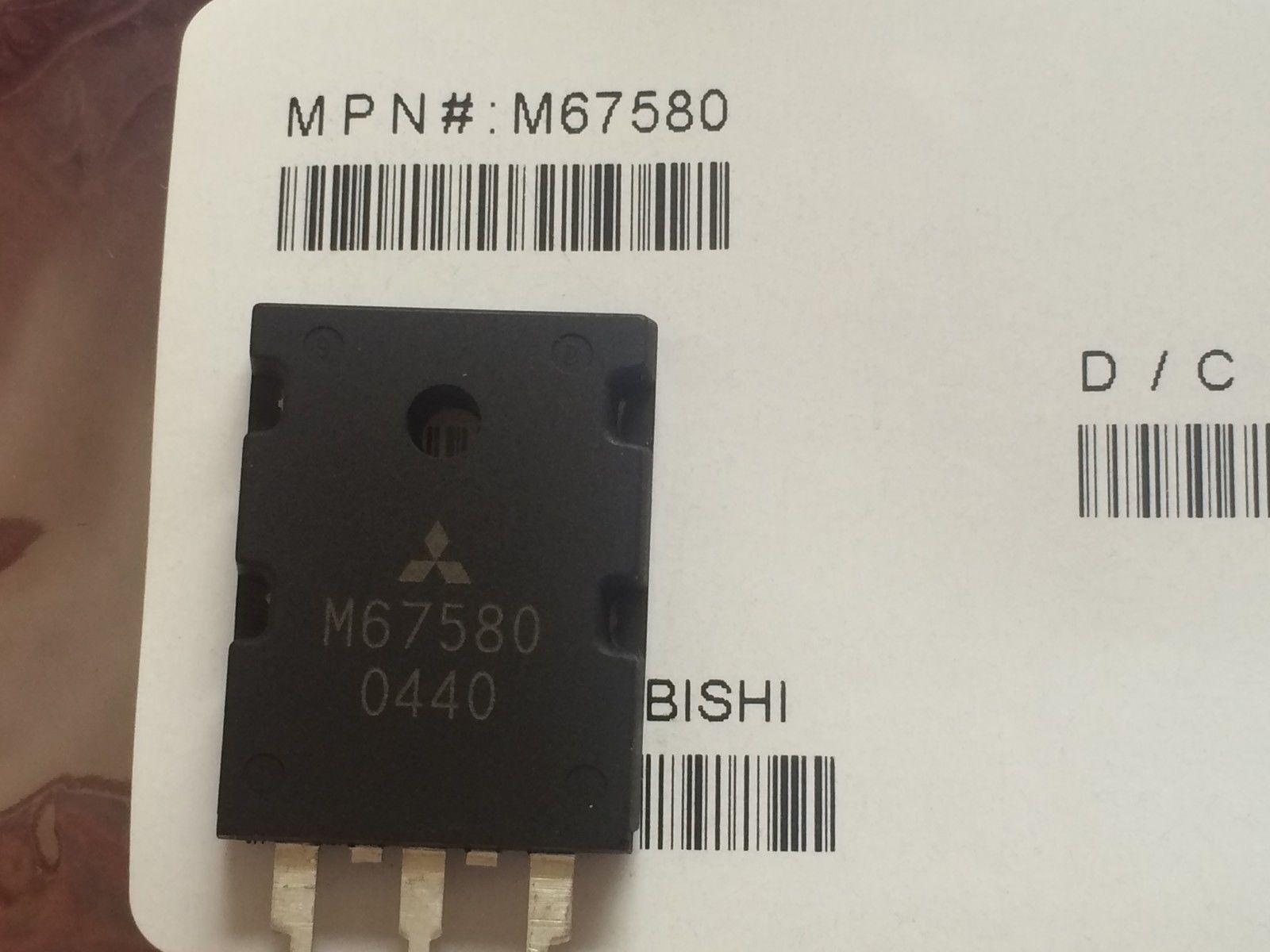 Mitsubishi 2SC2166 12.5 Watts RF Power Transistor