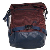 The North Face Pickford Rolltop Laptop Backpack - Barolo Red Heather/Cos... - $90.00