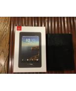 Verizon Ellipsis7 Wi-Fi Plus 4G LTE & 16GB Plus Wi-Fi Black MINT NOT ref... - $83.78