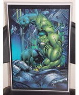 Marvel The Incredible Hulk Glossy Print  11 X 17 In Plastic Sleeve - $24.99