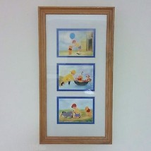 Walt Disney Framed Winnie The Pooh Present the Residents of the 100 Acre Wood - $23.55