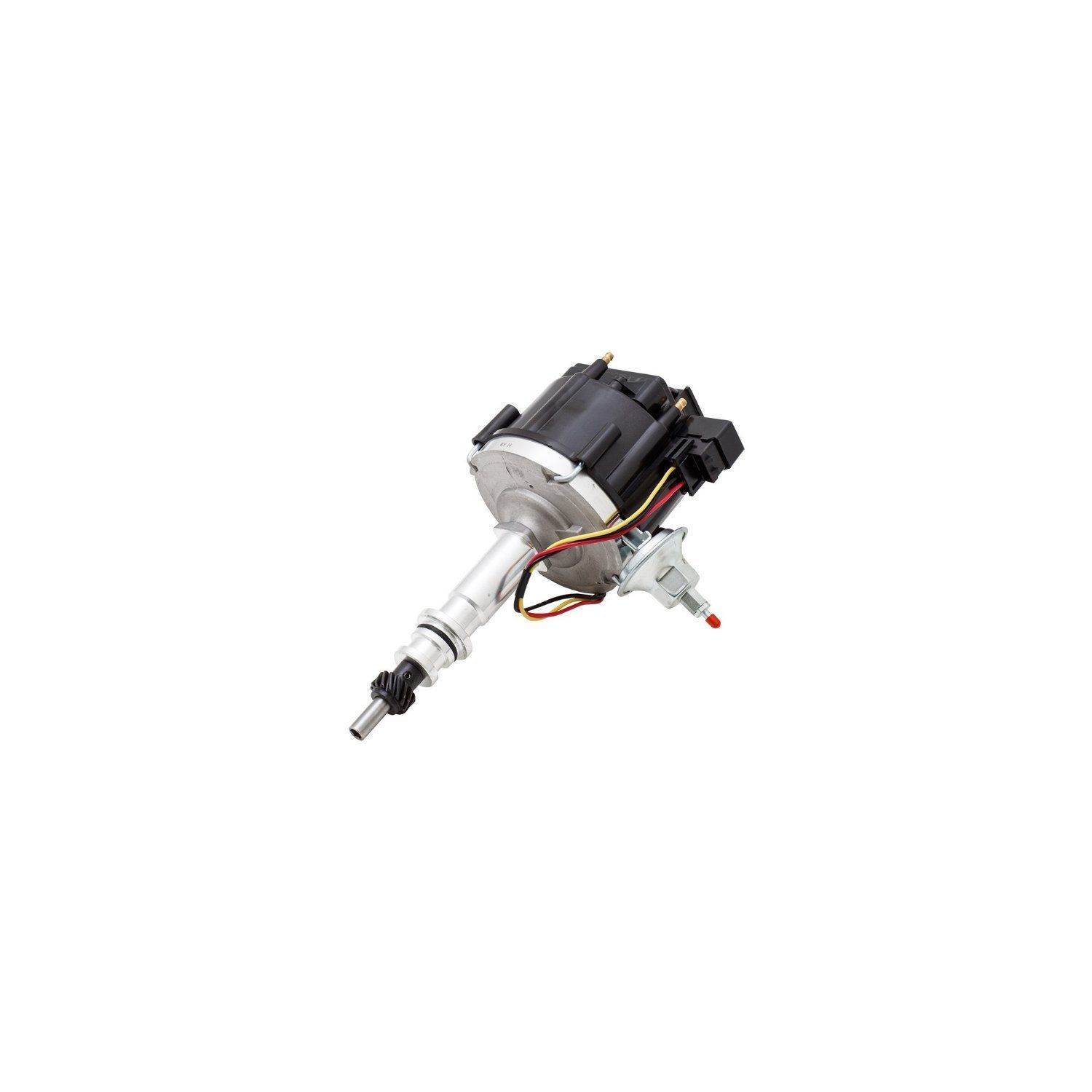 64 65 66 67 68 FORD MUSTANG STRAIGHT 6 CYLINDER 170 200 HEI DISTRIBUTOR BLACK