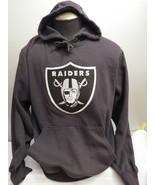 Los Angeles Raiders Hoodie - By VF Imagewear - Large Crested Logo - Men'... - $59.00