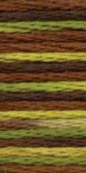 Camouflage (4068) DMC Color Variations Floss 8.7 yd skein Article 417 DMC