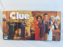 Clue 1996 Classic Detective Board Game Parker Brothers Complete Bilingual - $14.73