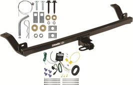 Trailer Hitch W/ Wiring Kit Fits 2012-2016 Chevrolet Sonic DRAW-TITE Class I New - $205.07