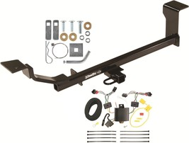 Trailer Hitch W/ Wiring Kit Fits 2013 2015 Chevrolet Spark Draw Tite Class I New - $182.11