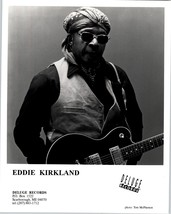 RARE Original Press Photo of Eddie Kirkland a B... - $49.49