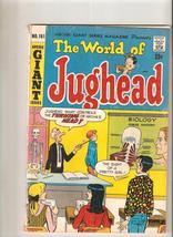 Archie Giant Series # 161 - The World of Jughead (1969) - $3.95