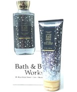 Bath & Body Works Little Black Party Dress Shower Gel and Body Cream  Se... - $21.29