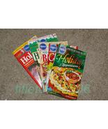 Lot of 5 Pillsbury Classic Cookbooks Holiday Cookbooks - $13.99