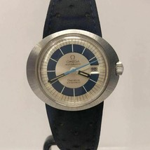 OMEGA Omega Geneva Dynamic AT Automatic Ladies Watch Blue - $472.29