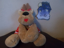 Hallmark Rodney The Reindeer    Rhonda Stuffed Plush Toy w/tag - $14.99