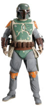 Authentic Supreme SUPER EDITION BOBA FETT Movie Costume Star wars Licens... - £1,175.34 GBP