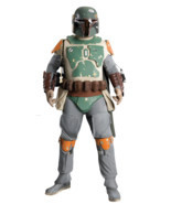 Authentic Supreme SUPER EDITION BOBA FETT Movie Costume Star wars Licens... - £1,214.66 GBP