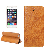 iPhone 6 & 6S Crocodile Texture Magnetic Horizontal Flip PU Leather Case... - $16.34