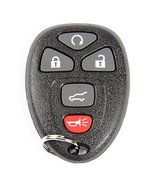ACDelco 22936101 GM Original Equipment 5 Button Keyless Entry Remote Key... - $56.42