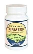 Hawaiian Turmeric 90 Veggie Capsules (90) - $22.58