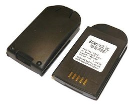 2pc 7.4V Tank Battery Fits Psion Teklogix 7535 Teklogix 7535LX Logistics... - $104.11
