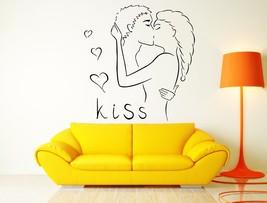 Kiss Kissing Couple Romantic Love Heart Decor For Pop Art Bedroom (z2578) - €16,80 EUR+