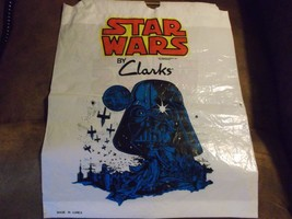 Star Wars Plastic Shoe Bag from Clarks Shoes ci... - $35.00