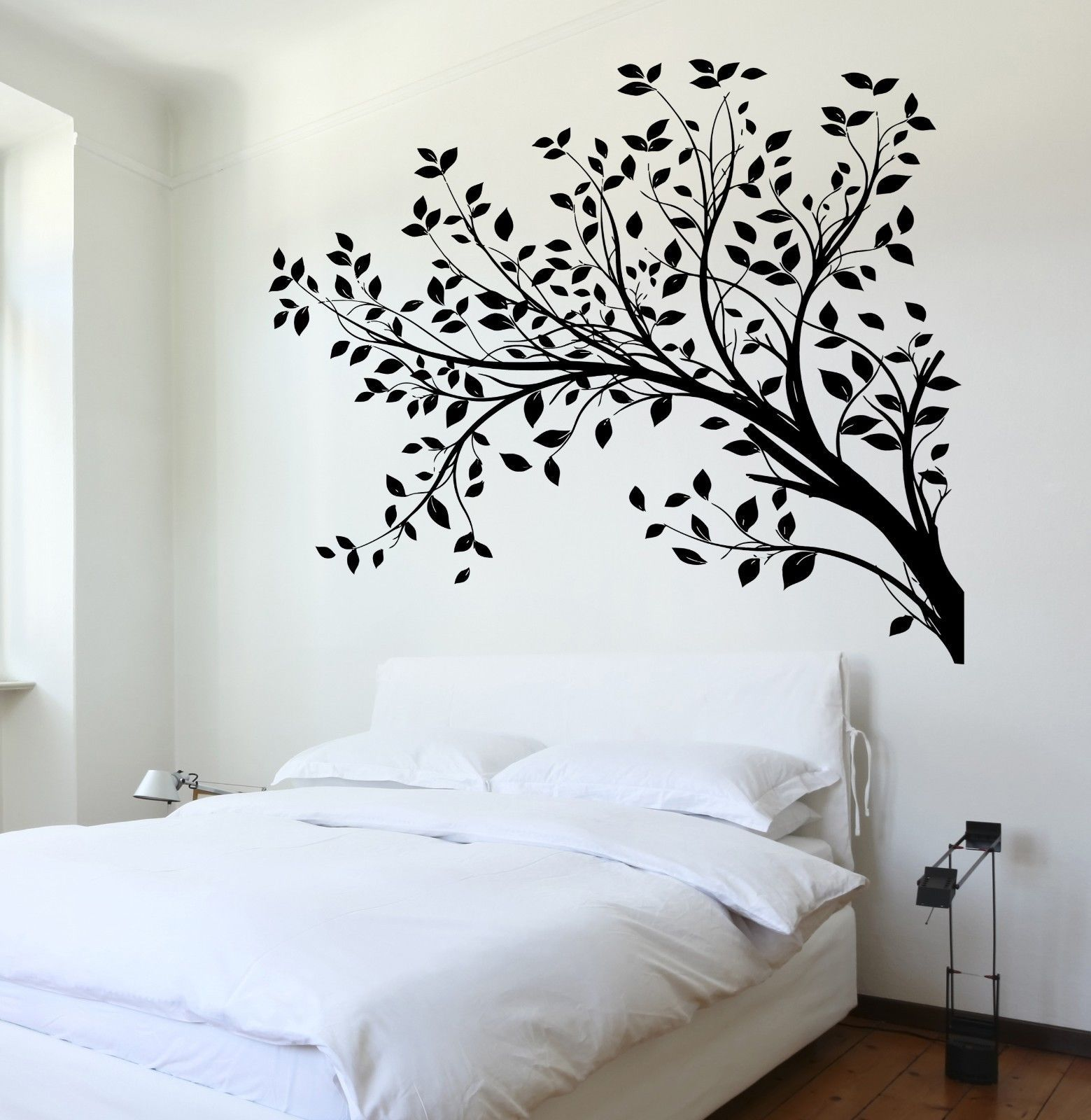 Wall Decal Tree Branch Cool Art For Living Room Vinyl Sticker Z3622 Decals Stickers Vinyl Art