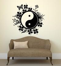 Wall Decal Yin Yang Tai Chi Chinese Philosophy Patterns Vinyl Stickers (... - $20.56+