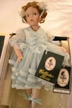 """Kathleen 11"""" Porcelain Geppeddo Doll - New In Box-Item# Z12852 - $31.99"""