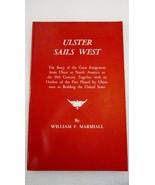 Ulster Sails West 1996 William E Marshall, Gene... - $4.99