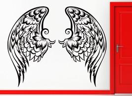 Wall Sticker Vinyl Decal Wings Freedom Cool Urban Decor  (z2418) - £21.23 GBP+