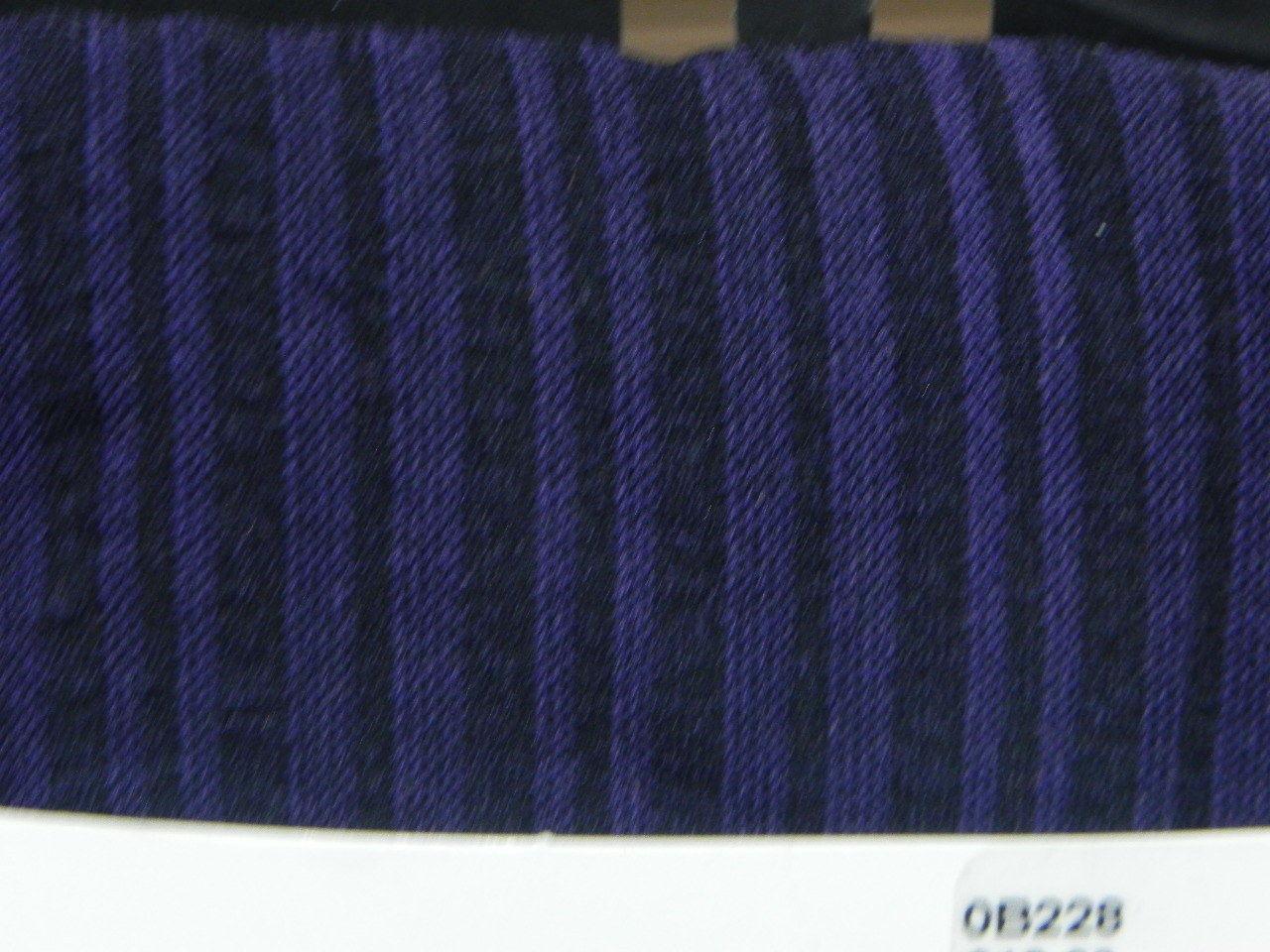Dkny Tights Legging Bold Stripe Color Violet Black Made